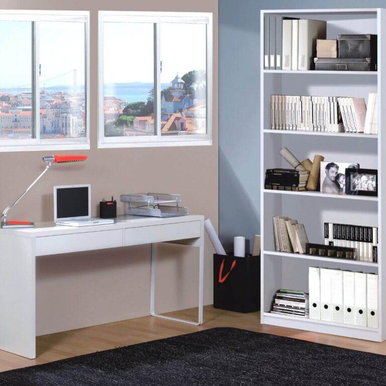 Mesas de escritorio para casas pequeñas