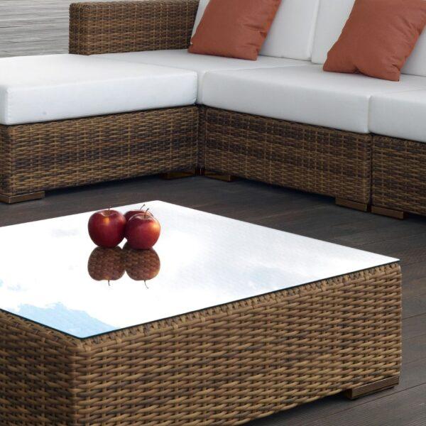Mesa de jardín Marroco
