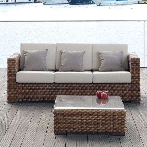 Sofa de 3 plazas Marocco
