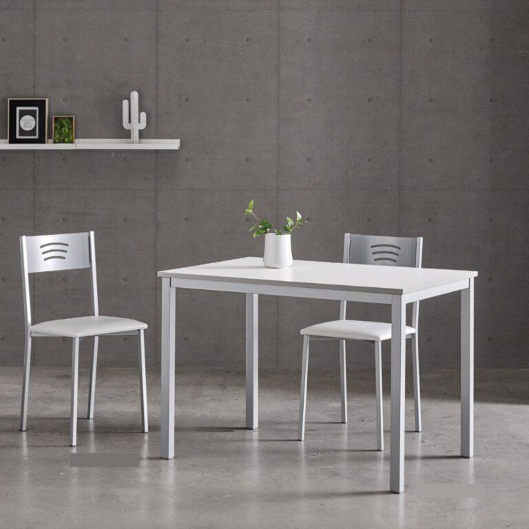 Las 5 mejores mesas de cocina pequeñas