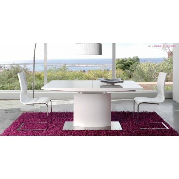 3 modelos de mesas de cocina extensibles