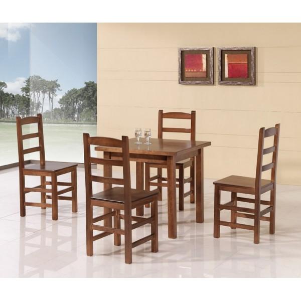 Promociones mesas y sillas de Hostelería
