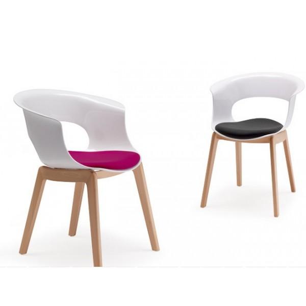 Sillas de diseño para Hostelería «de lujo» por cerca de 200 euros