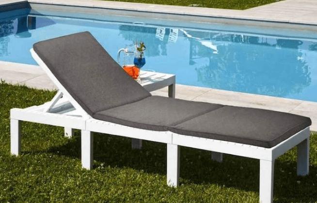 Cómo elegir una tumbona para tu terraza o jardín